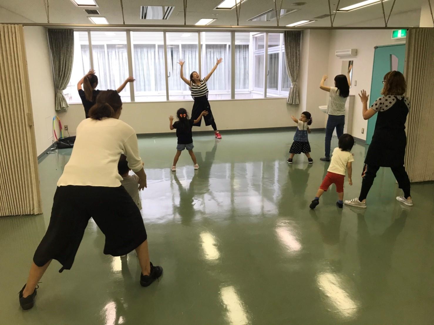 親子ダンス2